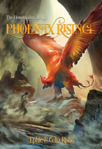 Phoenix Rising, book 1 of The Elementalists